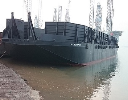 280FT Barge - MCL Platinum