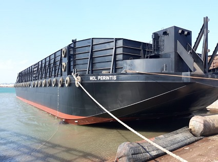 280FT barge - MCL Perintis