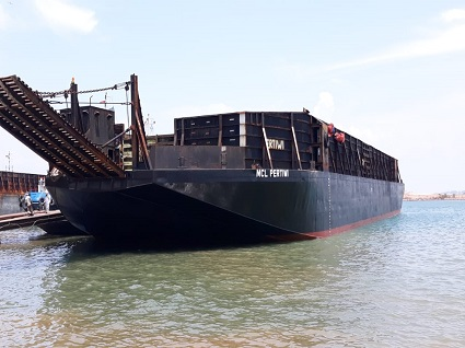 270 barge - MCL Pertiwi